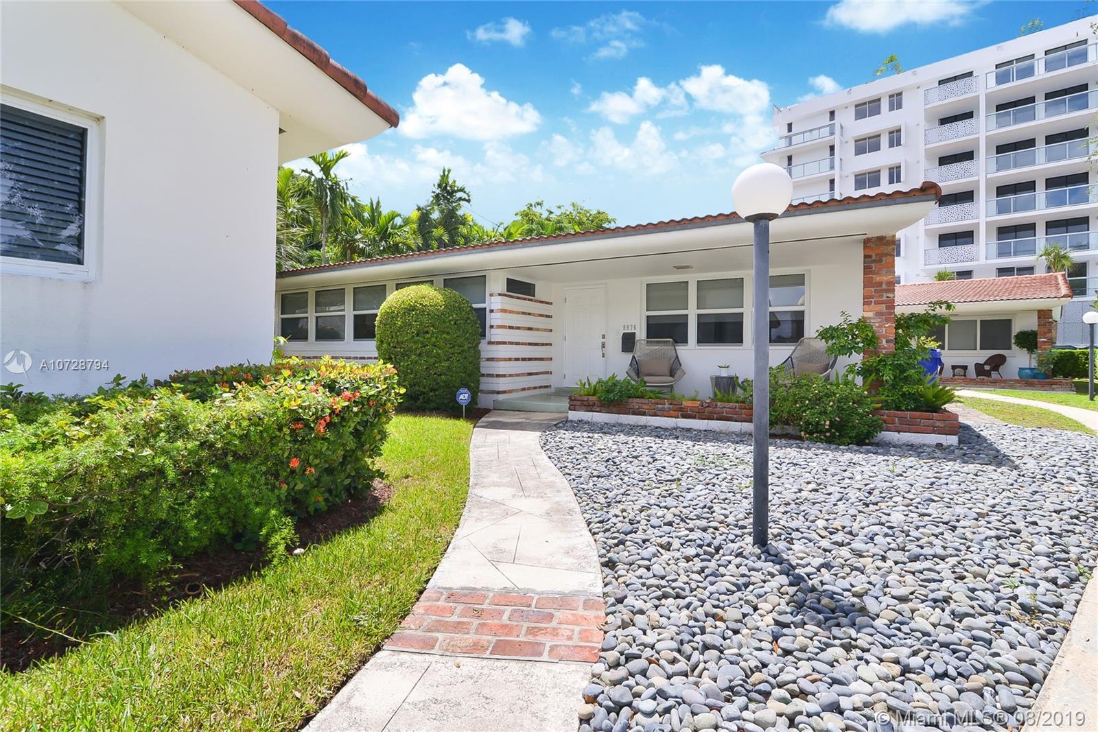 9976 E Bay Harbor Dr  For Sale A10728794, FL
