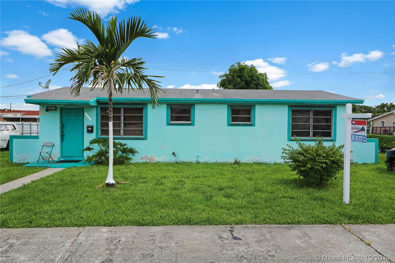 10321 SW 150th Ter  For Sale A10728788, FL