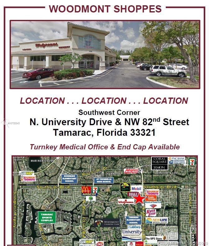 8197 N University Dr  For Sale A10728843, FL