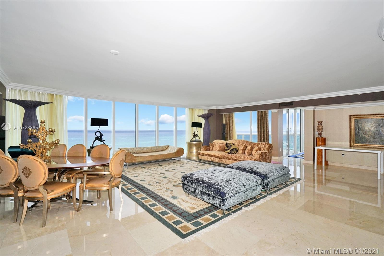 18911  Collins Ave #3201 For Sale A10728885, FL