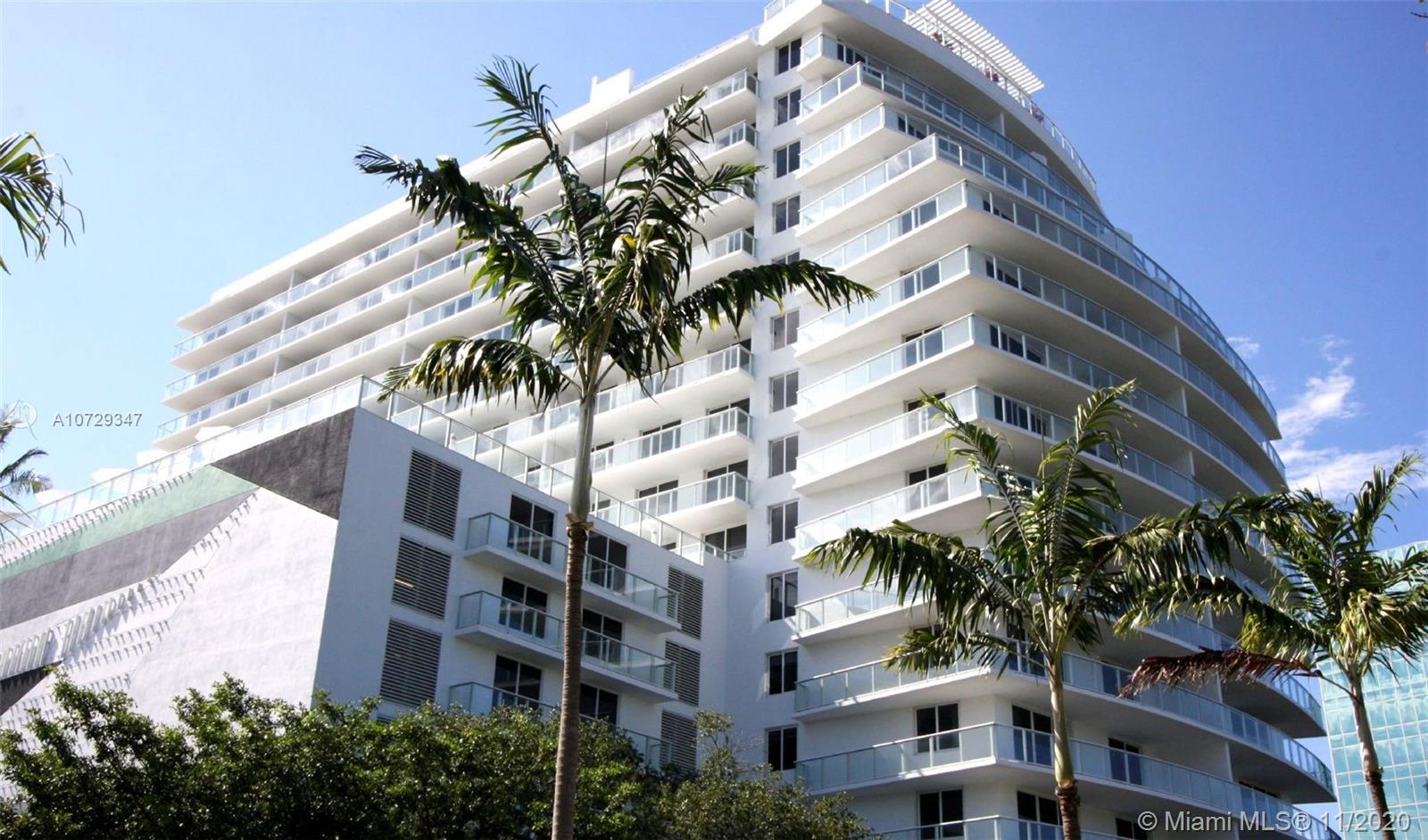 4250  Biscayne Blvd #1006 For Sale A10729347, FL