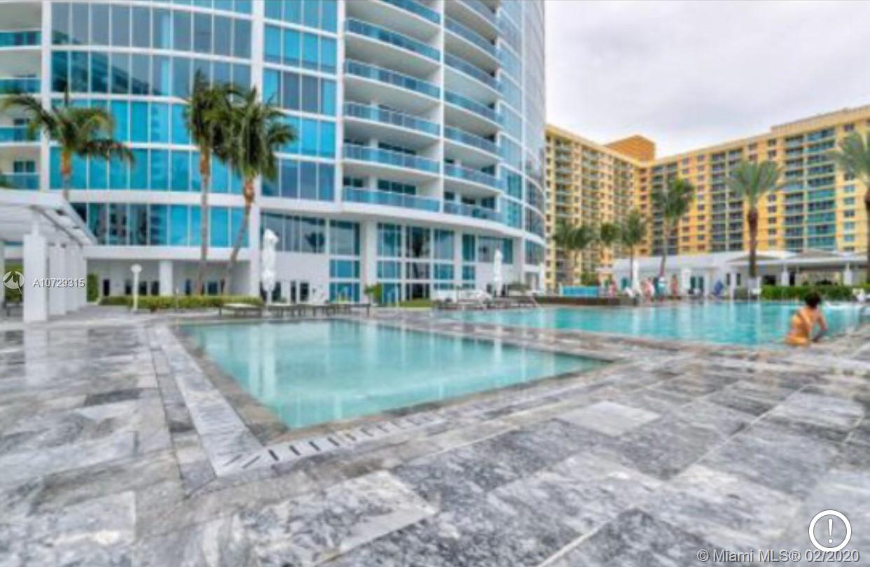 'Sky View' Unit- 4003 is unquestionably, the most luxurious flow-through E. to W. unit in Trump Hollywood-Beach. This redesigned 'smart-residence' boasts 3400/sf, 3-BR's & 3/5-BA's on the 40th floor towering over the Atlantic.  Features include: zone-cooling, Sonos-sound Home Theater  Porcelain Floors, Huge 0pen-concept kitchen, Miele appliances, Quartz counters custom cabinetry, Crystal chandeliers, recessed ceilings & lighting, closet organizers, electric-shades, Fingerprint Bldg. security  Multi-car parking available (no extra cost0, Valet service, Hi-tech gym, sauna, theater, party rooms wine vaults, park-like pool deck & restaurant, with private beach services.  This one of the finest Oceanfront buildings & residences in all of S FL appealing to  the most discriminating buyers!