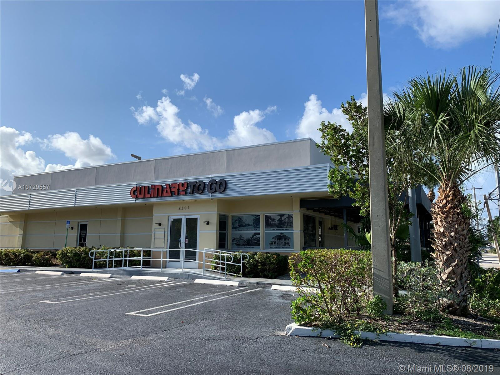 2201 S Federal Hwy  For Sale A10729557, FL