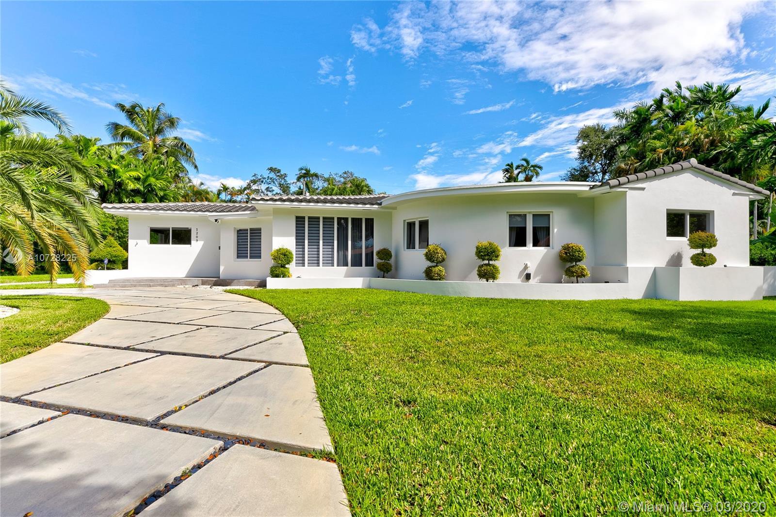 1209 NE 98th St  For Sale A10728225, FL
