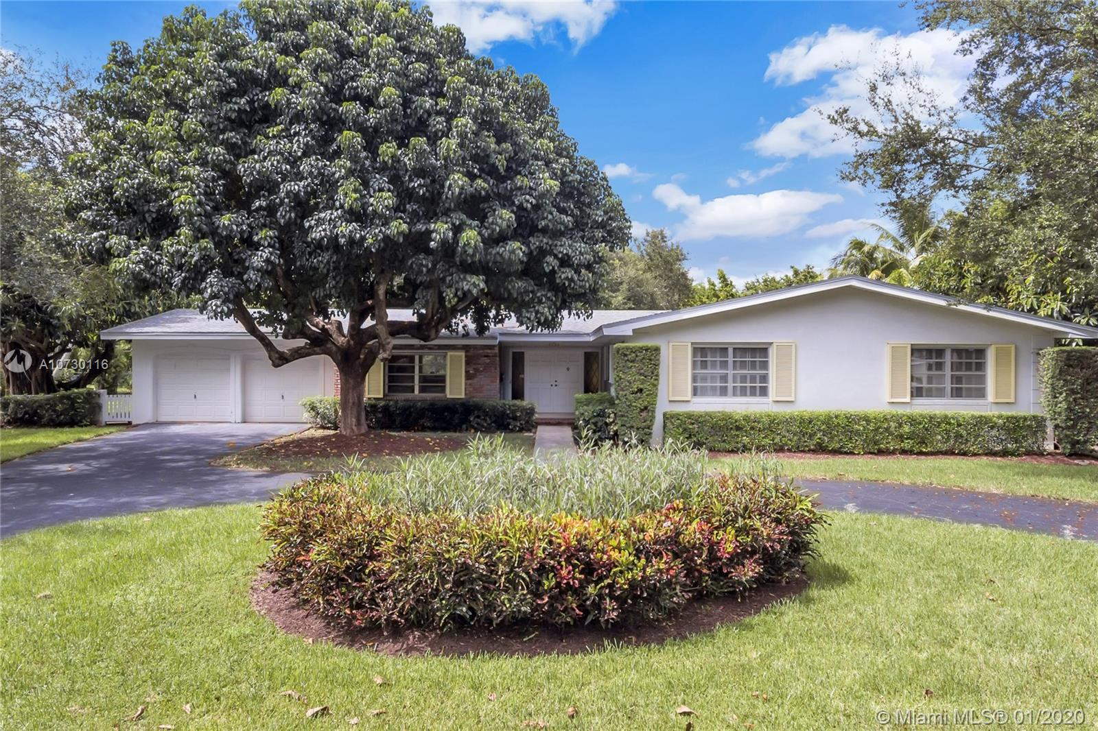 7265 SW 130th St  For Sale A10730116, FL