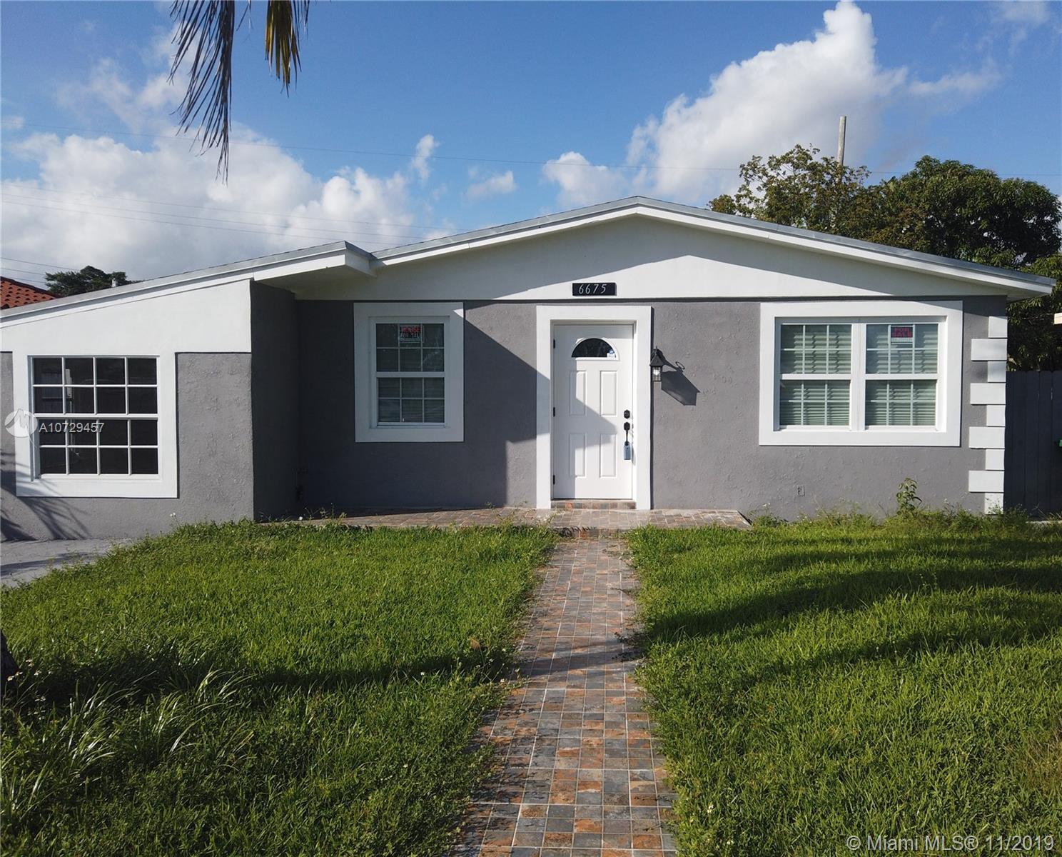 6675 SW 36th St, Miami FL 33155