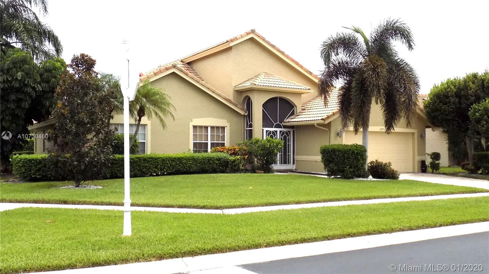6239 Golf Villas Drive, Boynton Beach, FL 33437