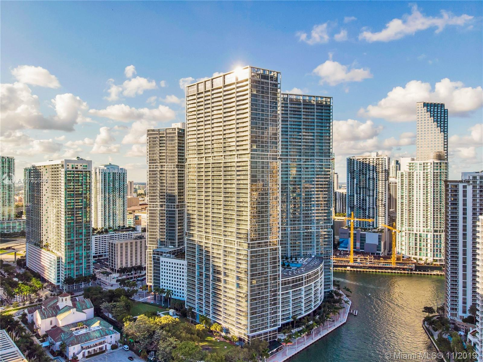 495  Brickell Ave #3205 For Sale A10730544, FL
