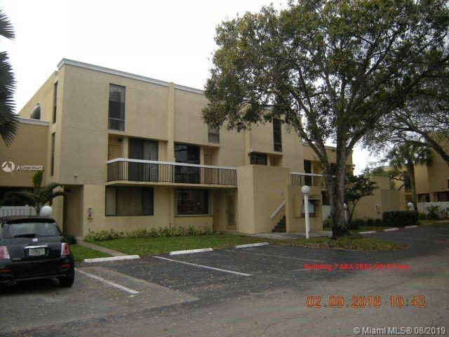 2810 SW 87th Ave #910 For Sale A10730358, FL