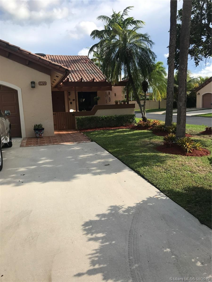 11472 SW 87 TER #1 For Sale A10731138, FL
