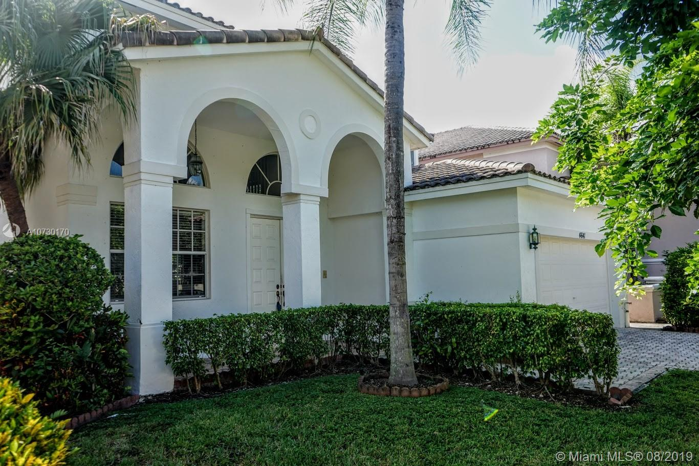 4641 NW 94th Ct  For Sale A10730170, FL
