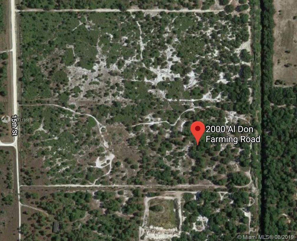 2000 Al Don Farming Rd, Clewiston, FL 33440