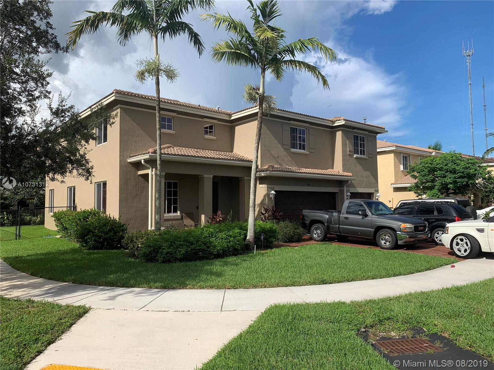 973 NW 206th Ter  For Sale A10731312, FL