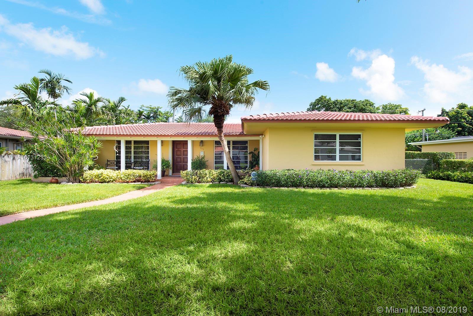 711 N E 94th St  For Sale A10731233, FL