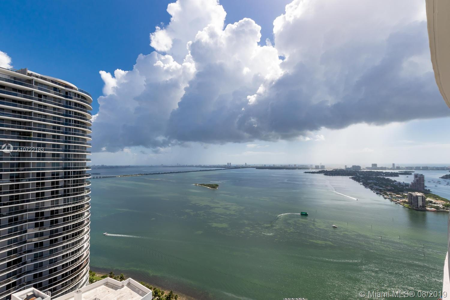 1750 N Bayshore Dr #4805 For Sale A10722183, FL