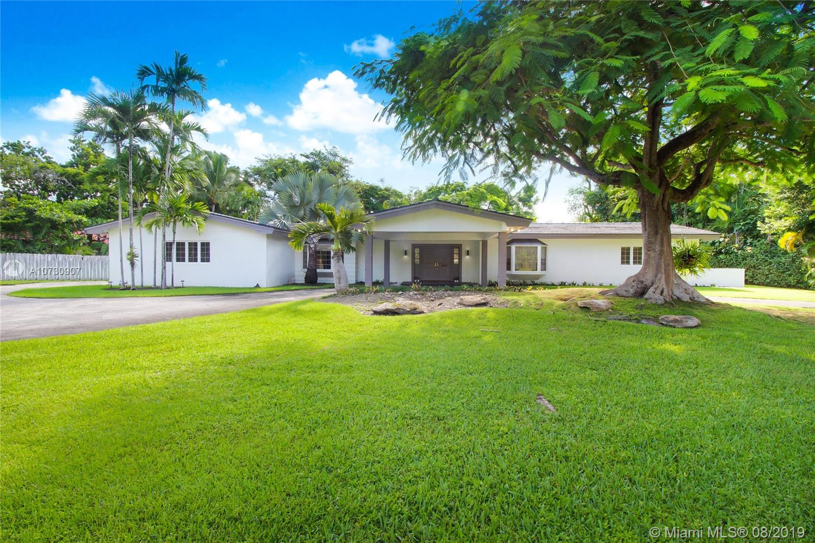 10801 SW 67th Ave  For Sale A10730907, FL