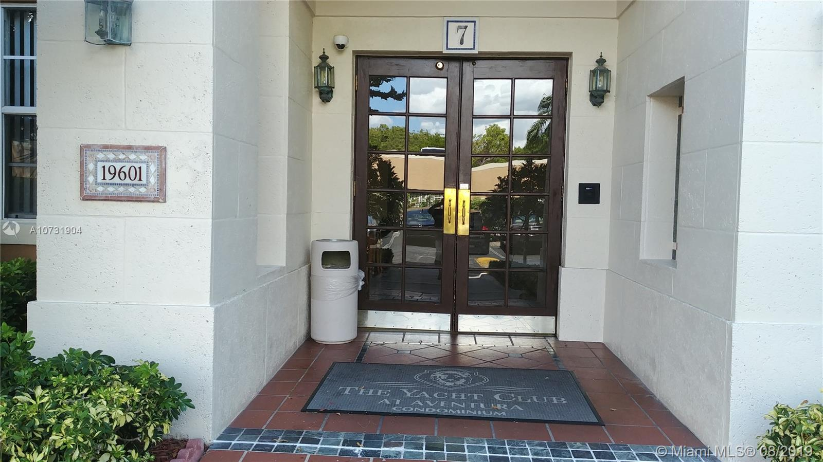 19601 E COUNTRY CLUB DR #7202 For Sale A10731904, FL