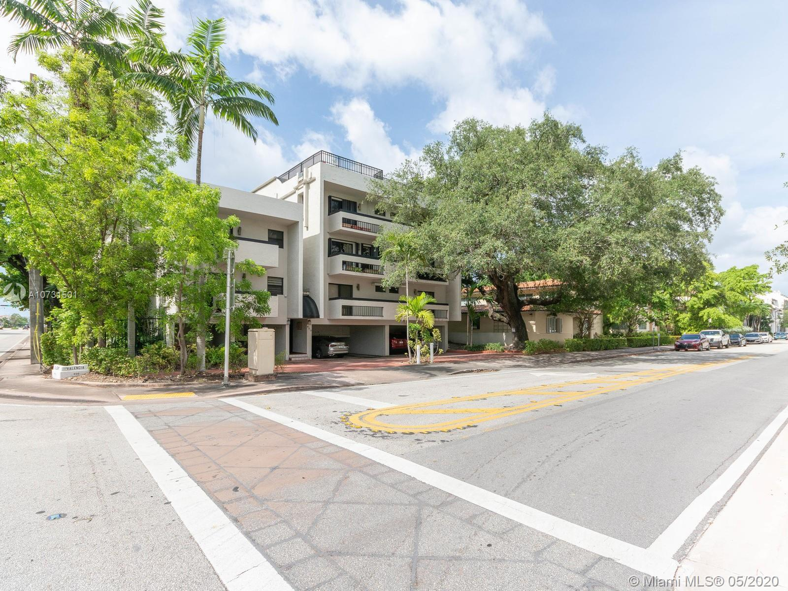 400  Valencia Ave #3 For Sale A10731501, FL