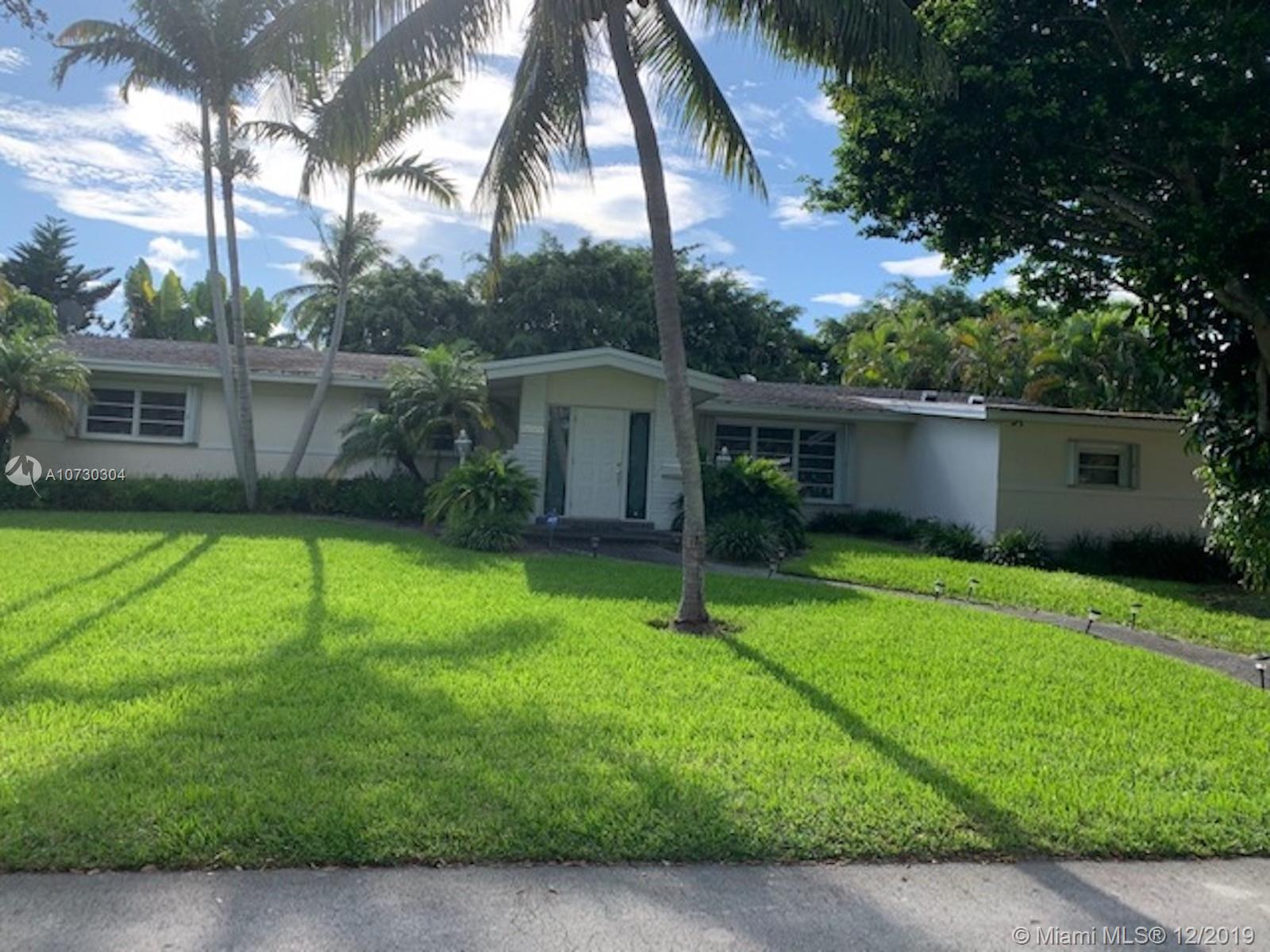13500 SW 73rd Ct  For Sale A10730304, FL