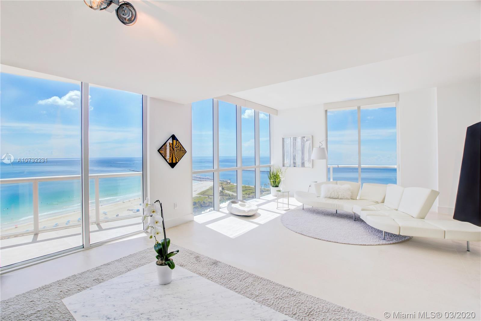50 S Pointe Dr #1902-03 For Sale A10732231, FL