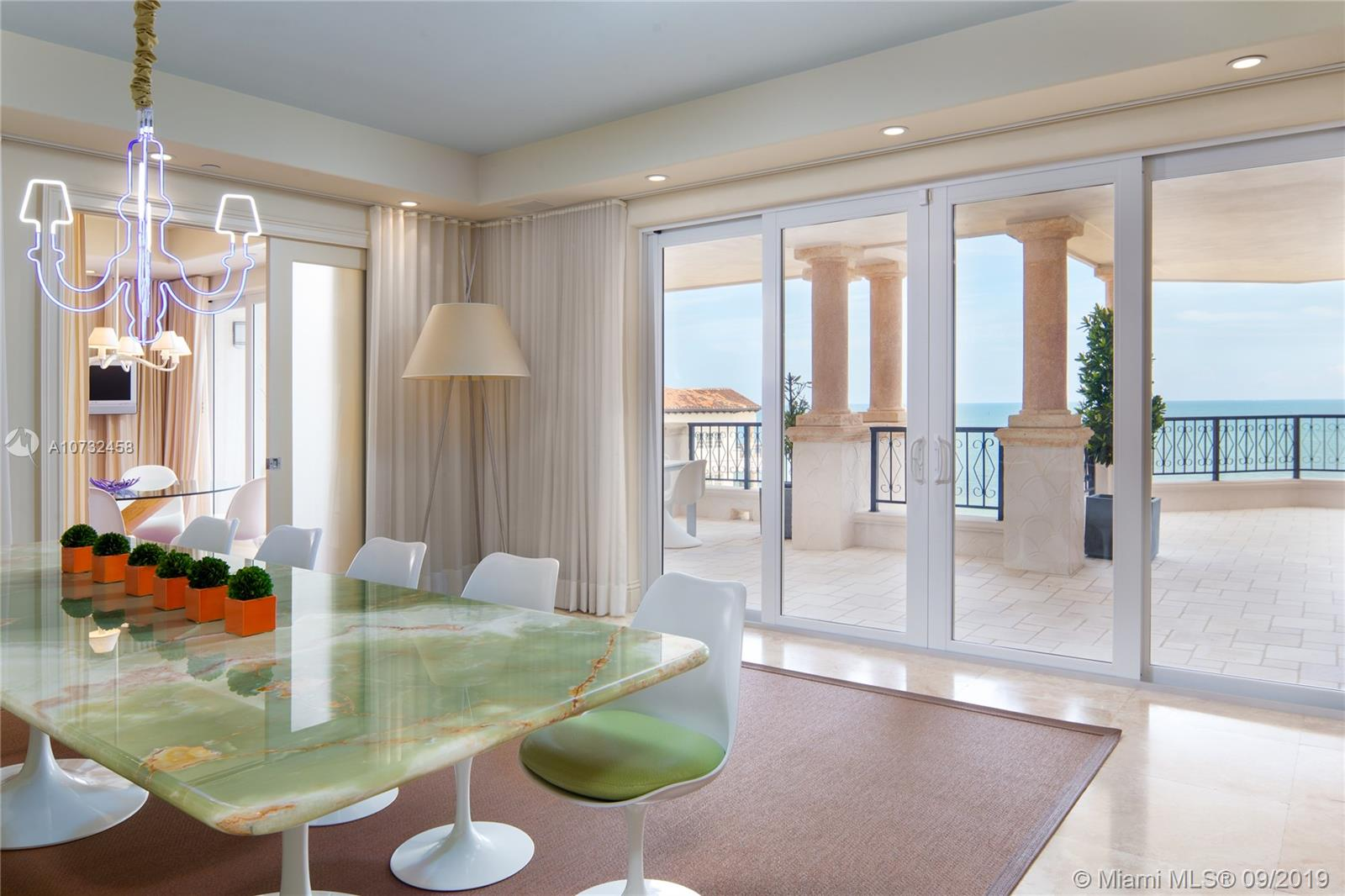 7600  Fisher Island Dr #7671 For Sale A10732458, FL