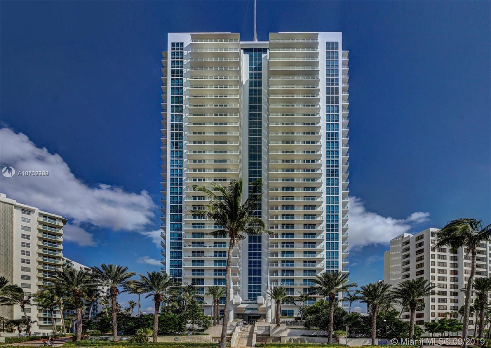 3101 S Ocean Dr #3808 For Sale A10732908, FL