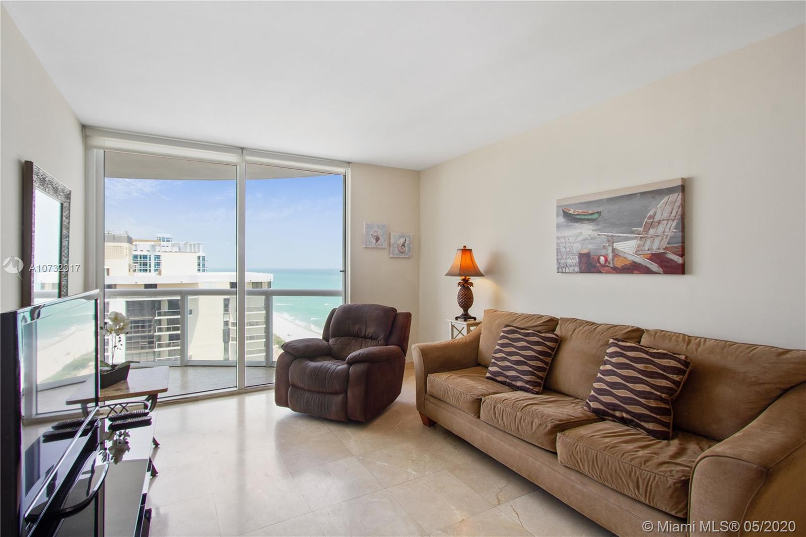 6365  Collins Ave #1911 For Sale A10732317, FL