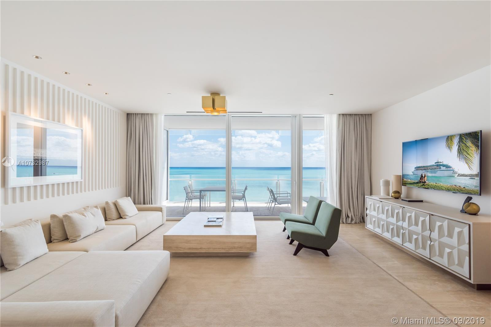 9111  Collins Ave #N-811 For Sale A10732987, FL
