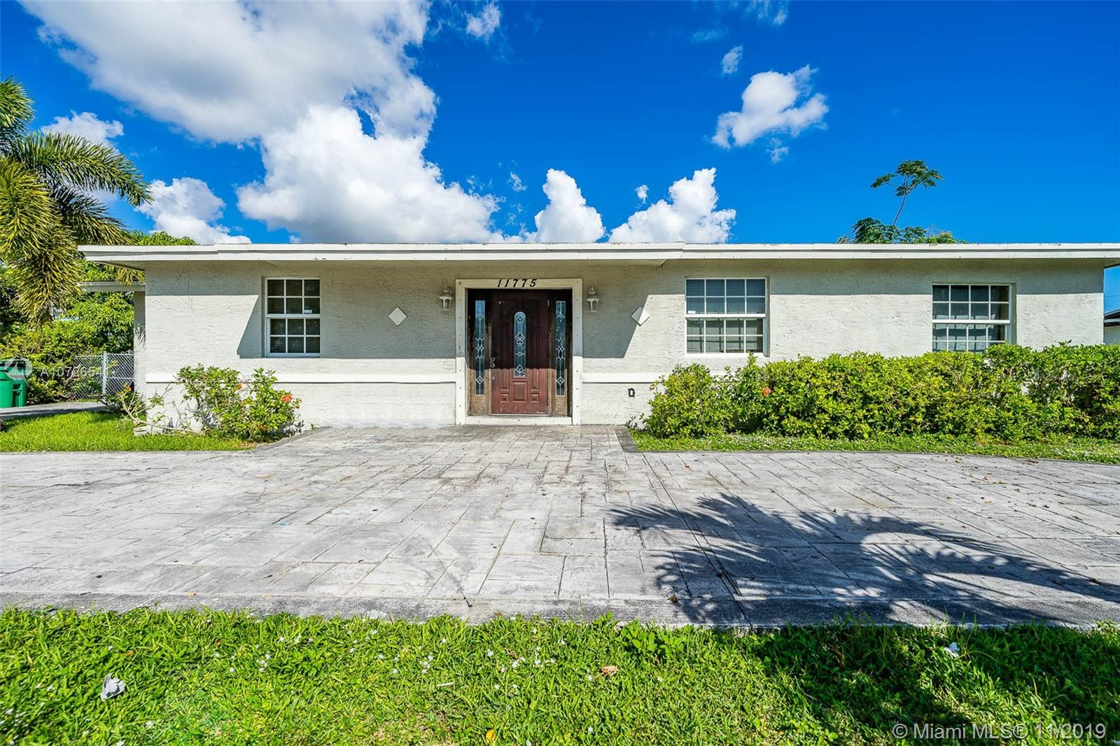 11775 SW 221st St  For Sale A10726541, FL