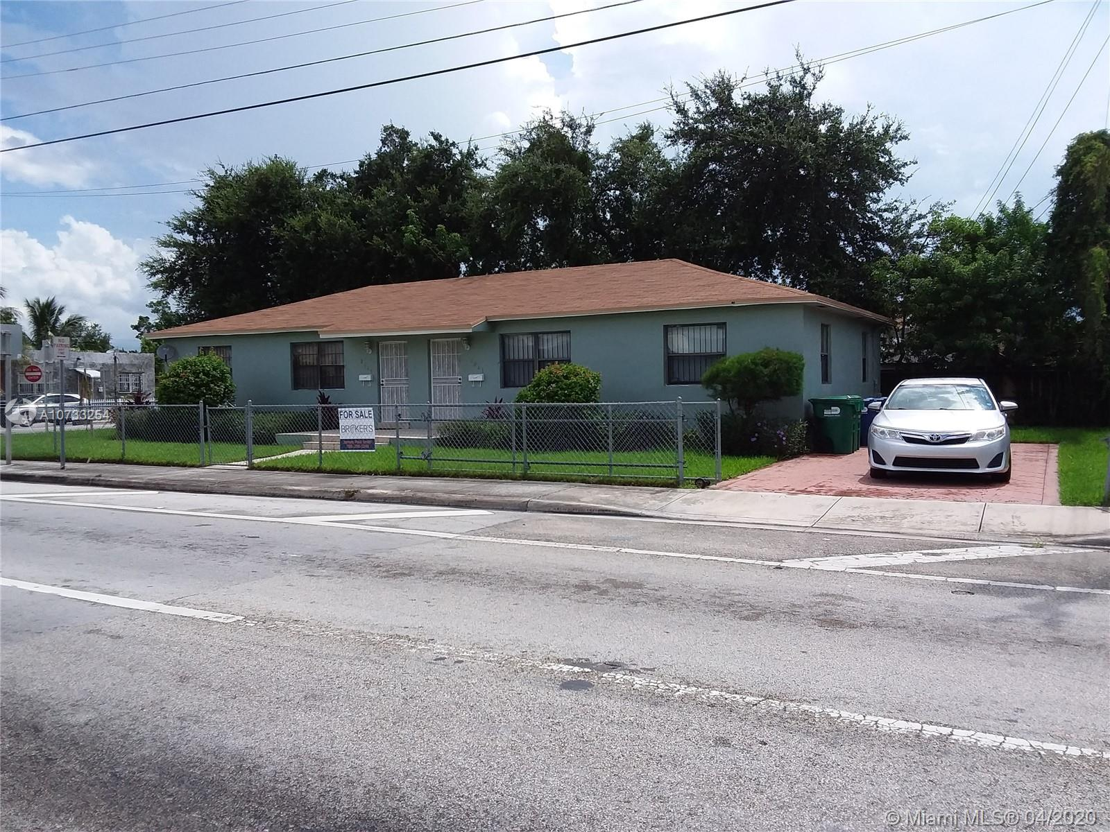 8041 NW 6th Ave  For Sale A10733254, FL