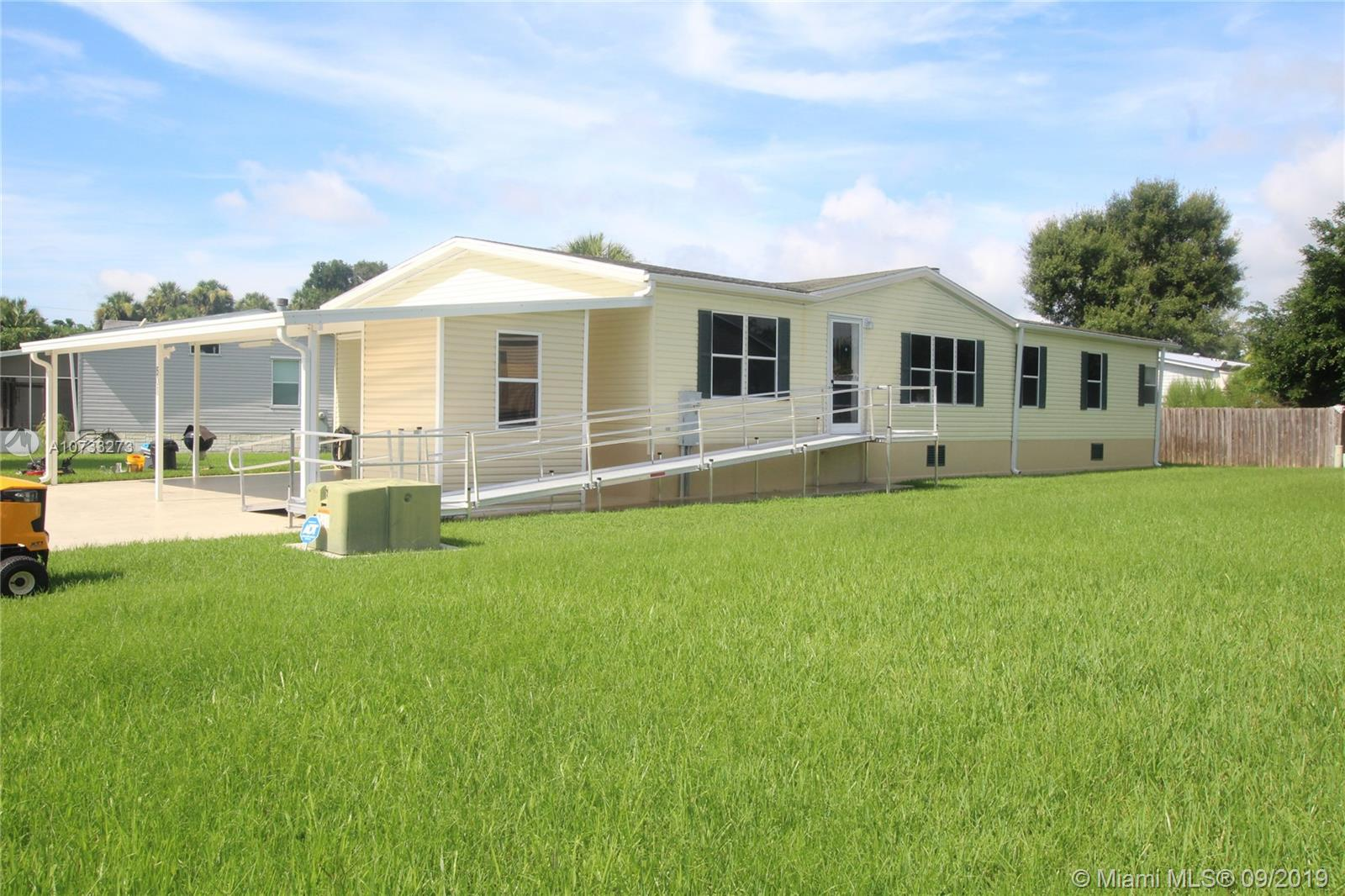 501 NE 10th Ave, Other City - In The State Of Florida, FL 34972