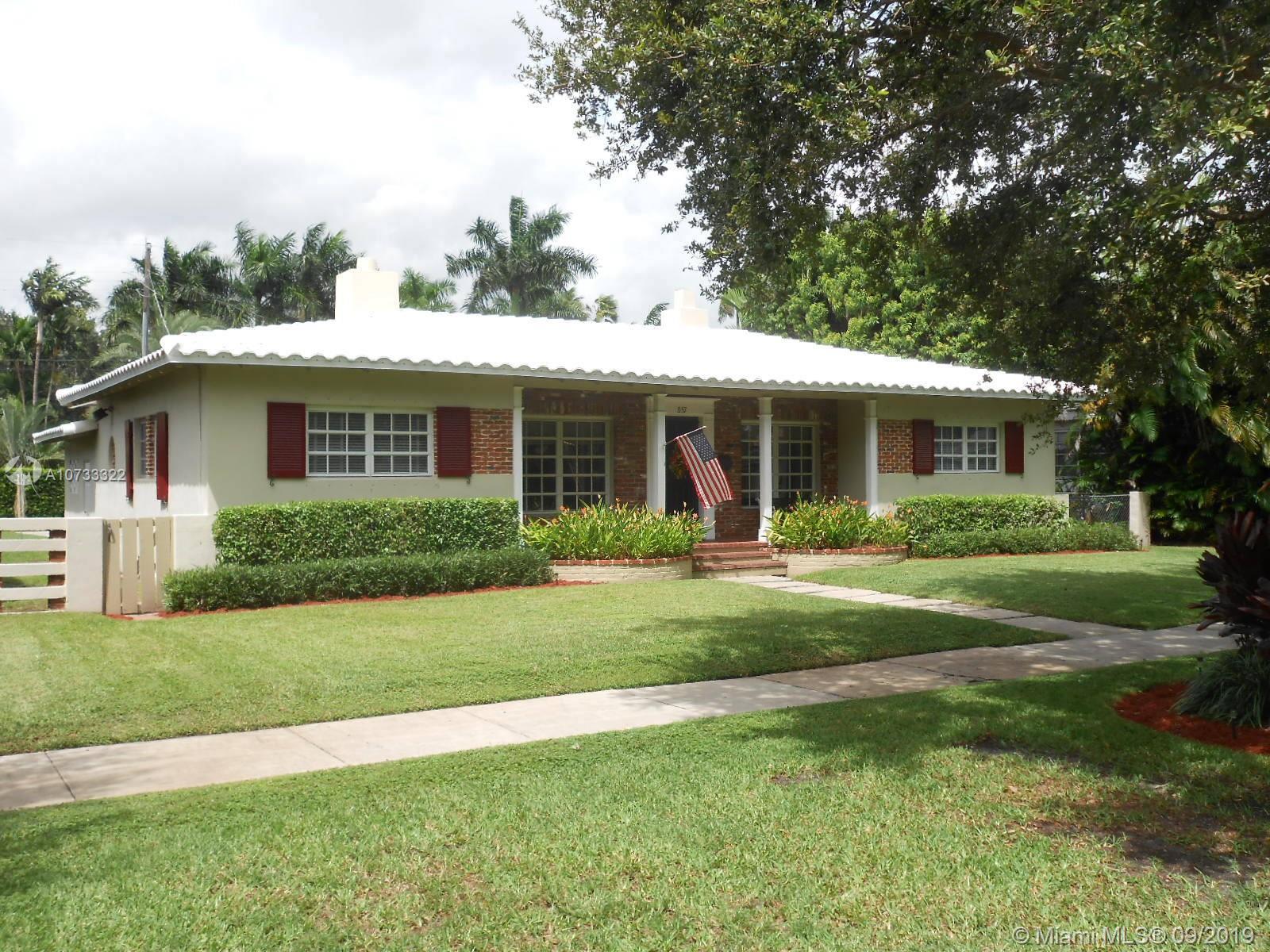 857 N E 97th St  For Sale A10733322, FL