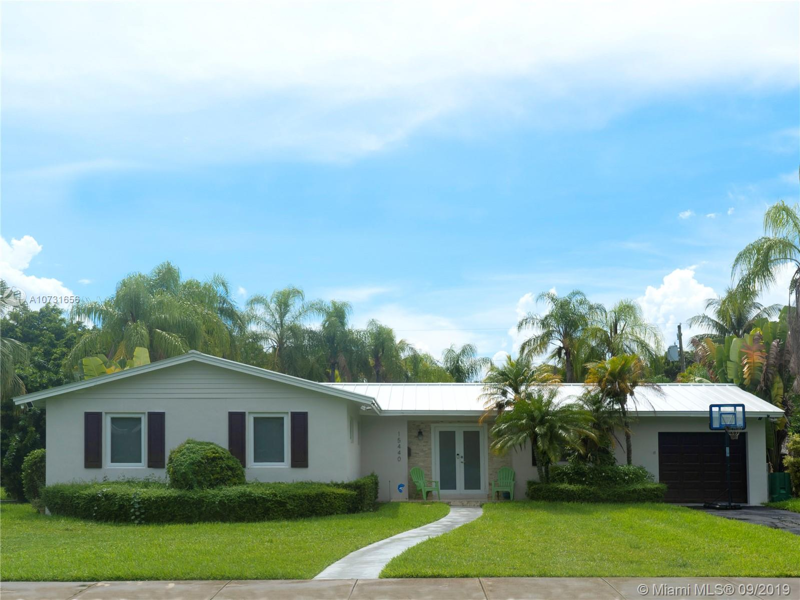 15440 SW 85th Ave  For Sale A10731656, FL