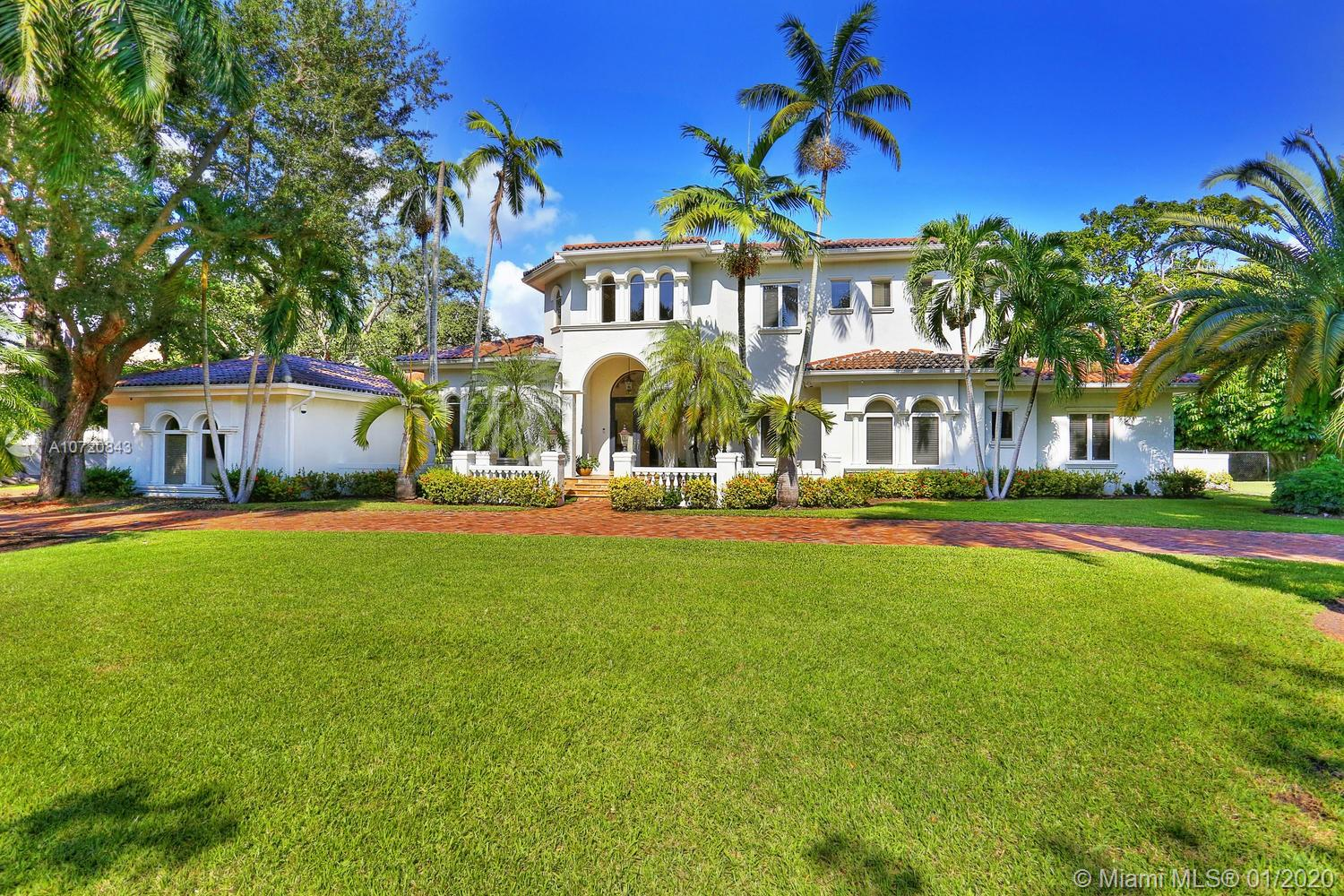11015 SW 69tH Avenue  For Sale A10720843, FL