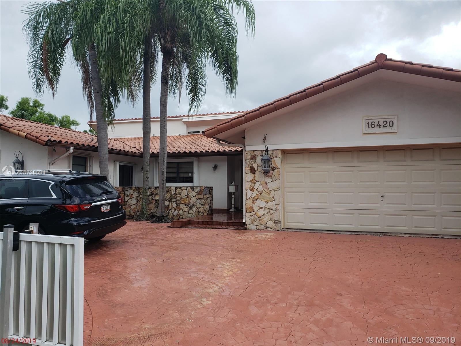 16420 NE 35th Ave  For Sale A10733534, FL