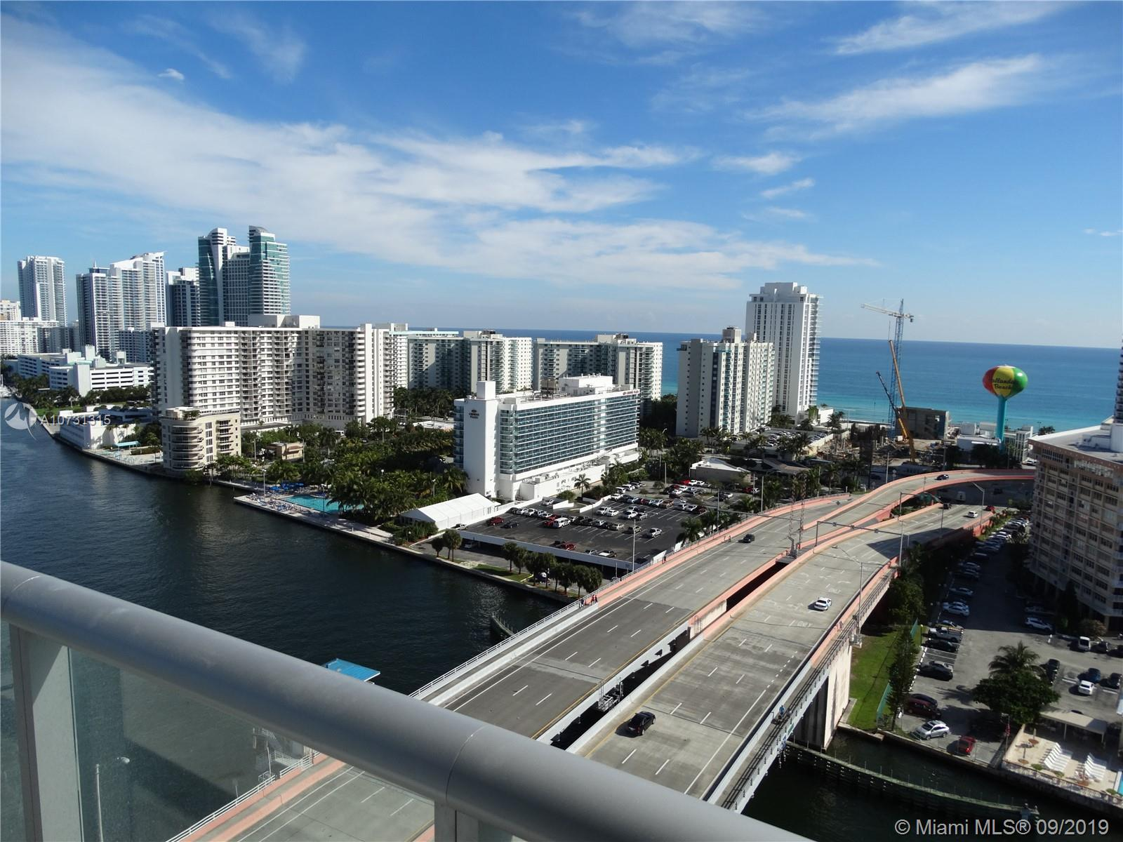 PRICED TO SELL! motivated seller! Beautiful Hallandale Beach. Beachwalk Condominium, Fabulously designed modern 3/3, condo unit with private entrance, great terrace w/glass railing, 2 infinity edge pools, one on the Roof Top! Cielo Club 34th floor, fully equipped fitness center. AIRBNB APPROVED! No Rental Restrictions.