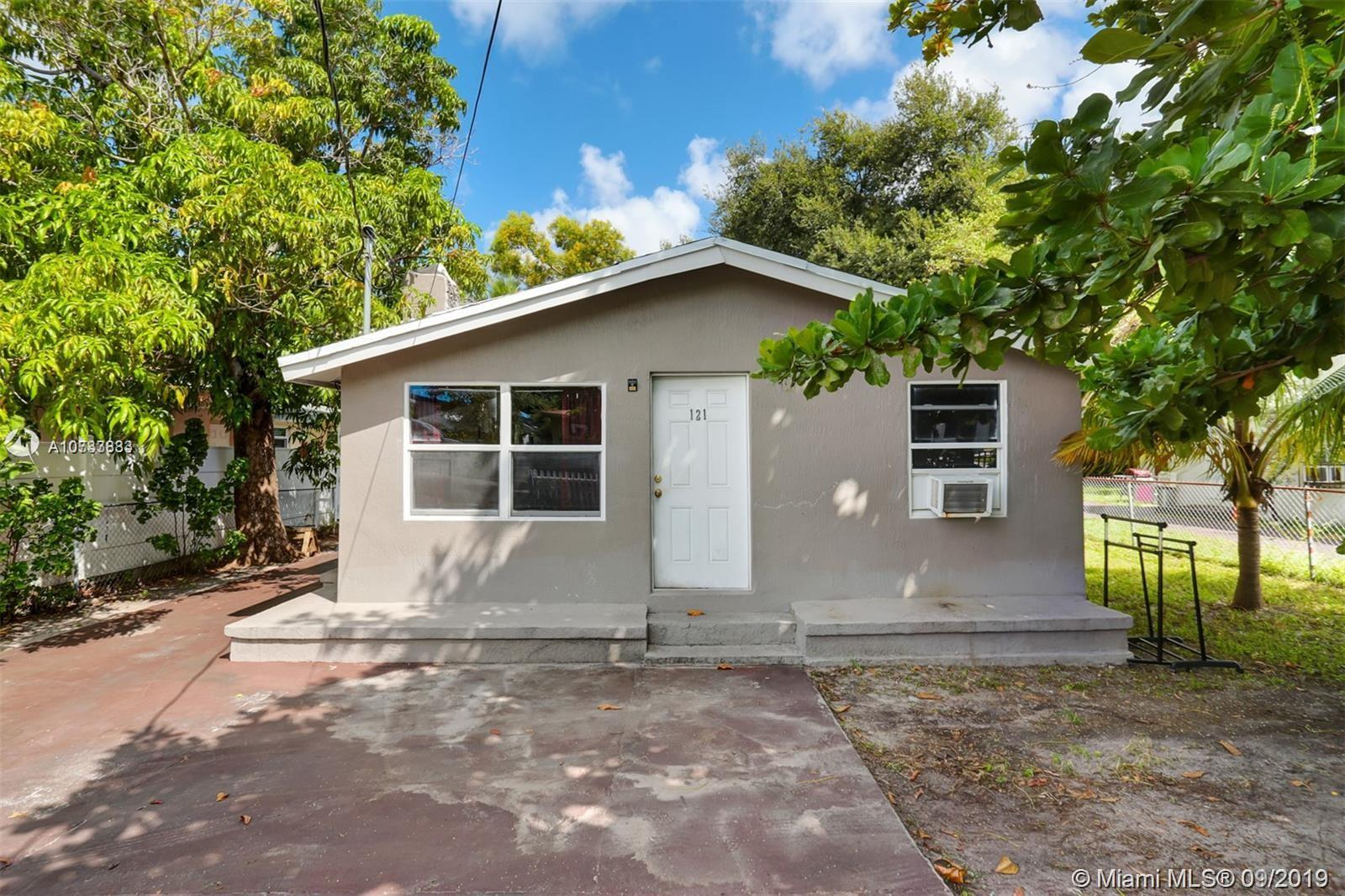 121 NW 41st St  For Sale A10733883, FL