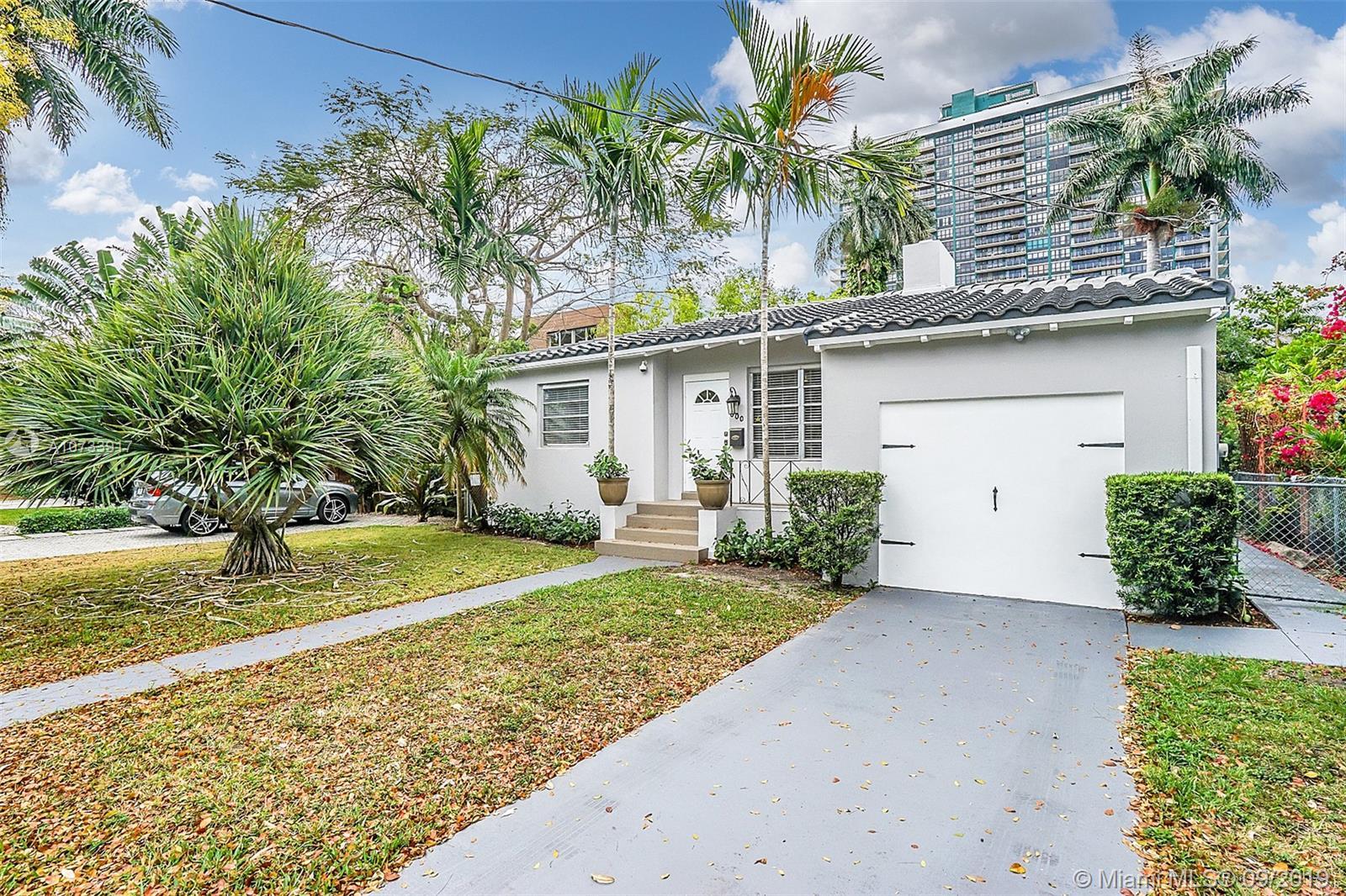 800 NE 71st St  For Sale A10733917, FL