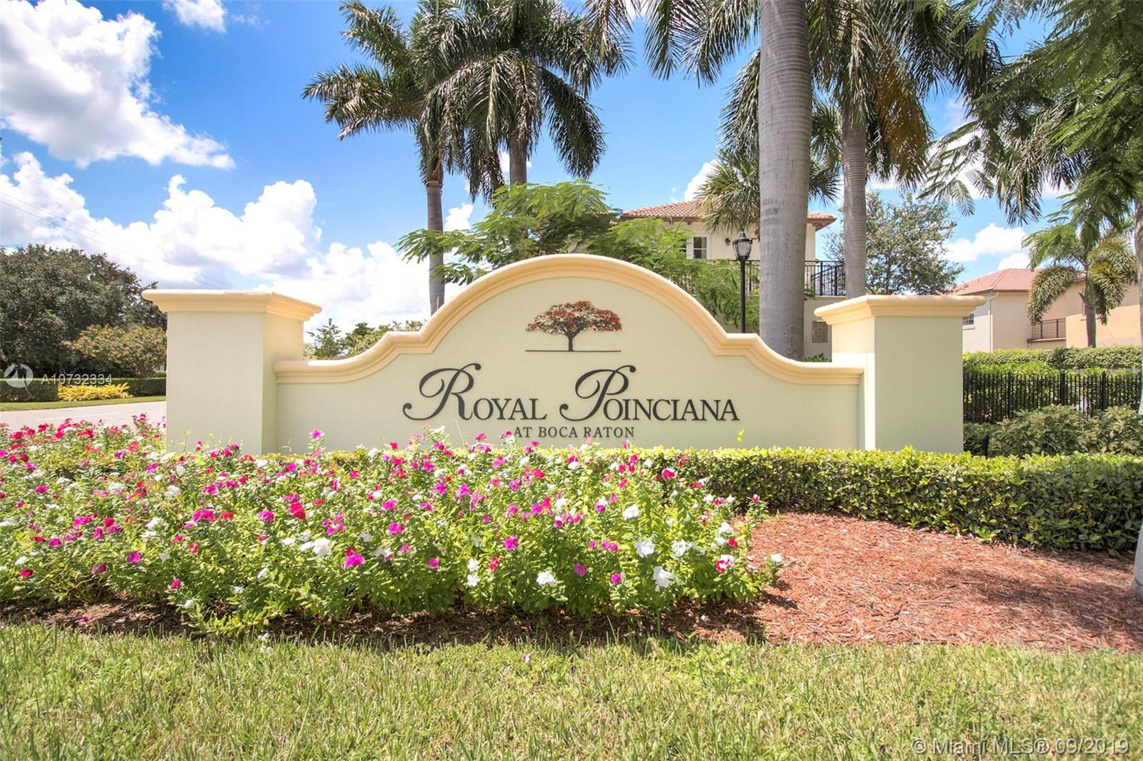 64  Via Poinciana Ln #64 For Sale A10732334, FL