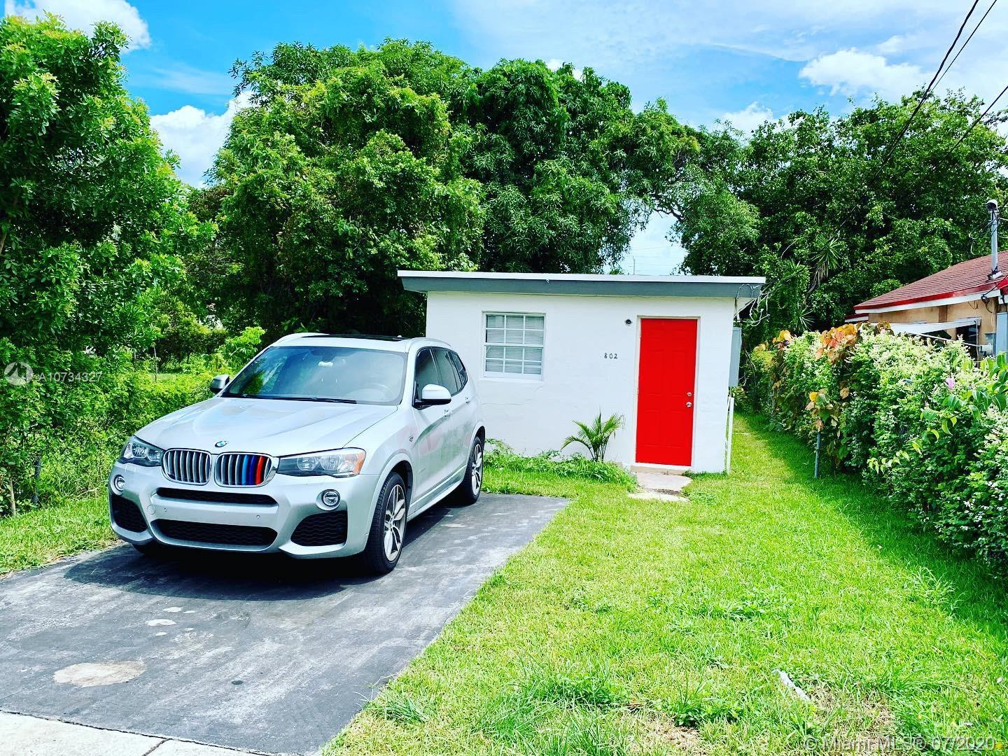 802 NW 3rd Ter  For Sale A10734327, FL