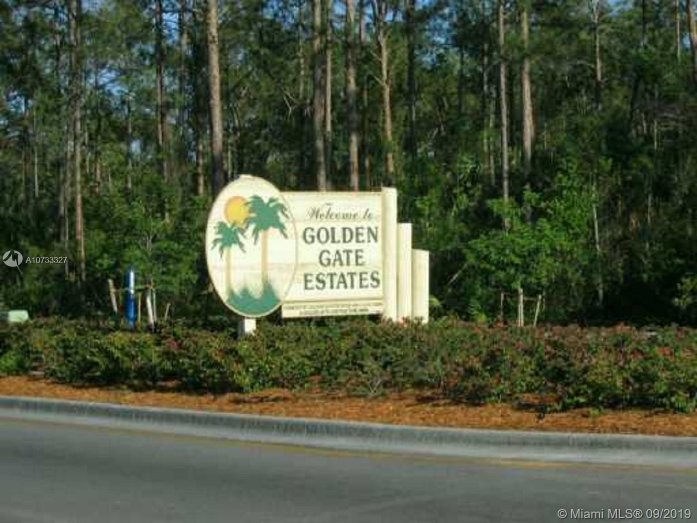 GOLDEN GATE BLVD W UNIT 10 TR 103, Other City - In The State Of Florida, FL 34120