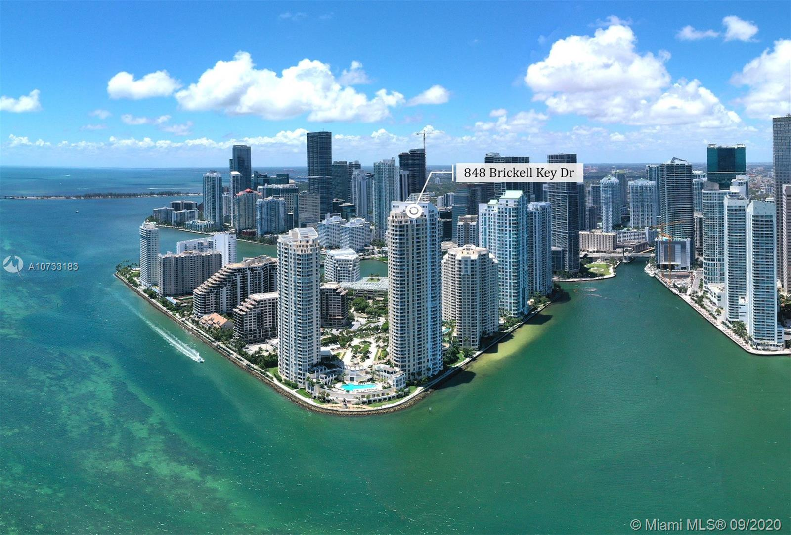 848  Brickell Key Dr   2705