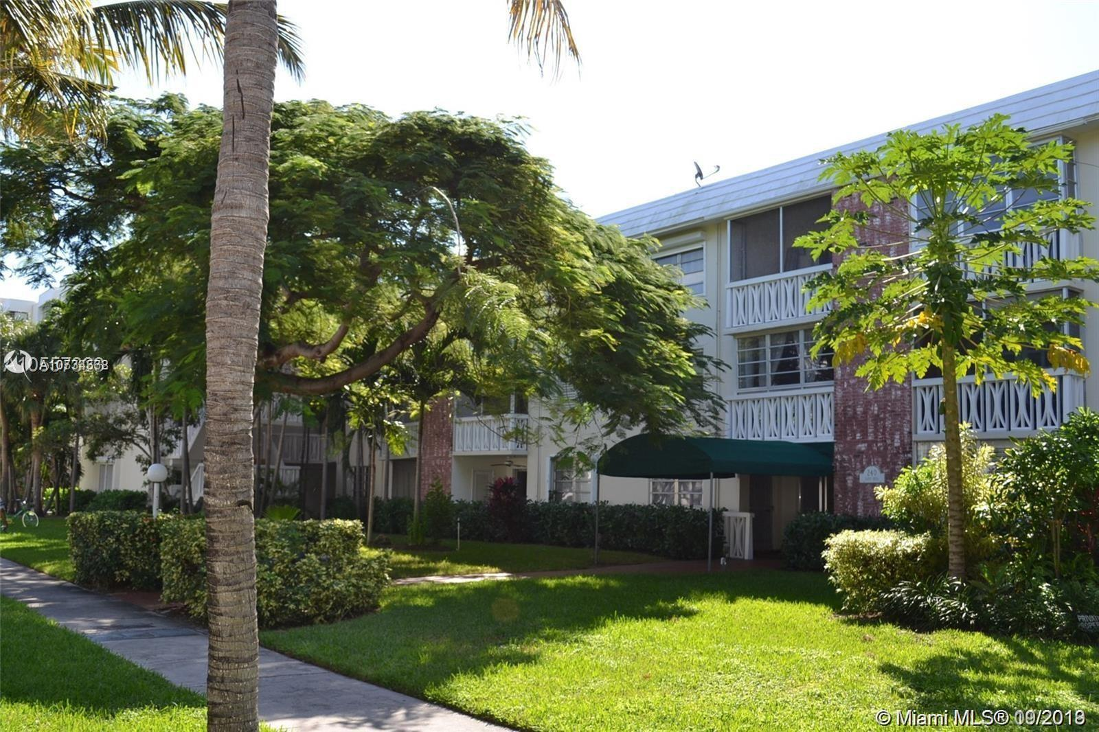 240  Galen Dr #102 For Sale A10734568, FL