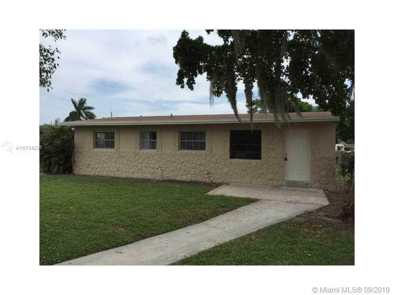 Nice single house, currently rented at $ 1,600 section 8.  Good condition, no repairs needed. Tenant occupied, do not disturb tenants. Drive by showings only, inside showings with accepted contracts with right to cancel.  Seller to choose Apple Tower Title & Escrow for closing.