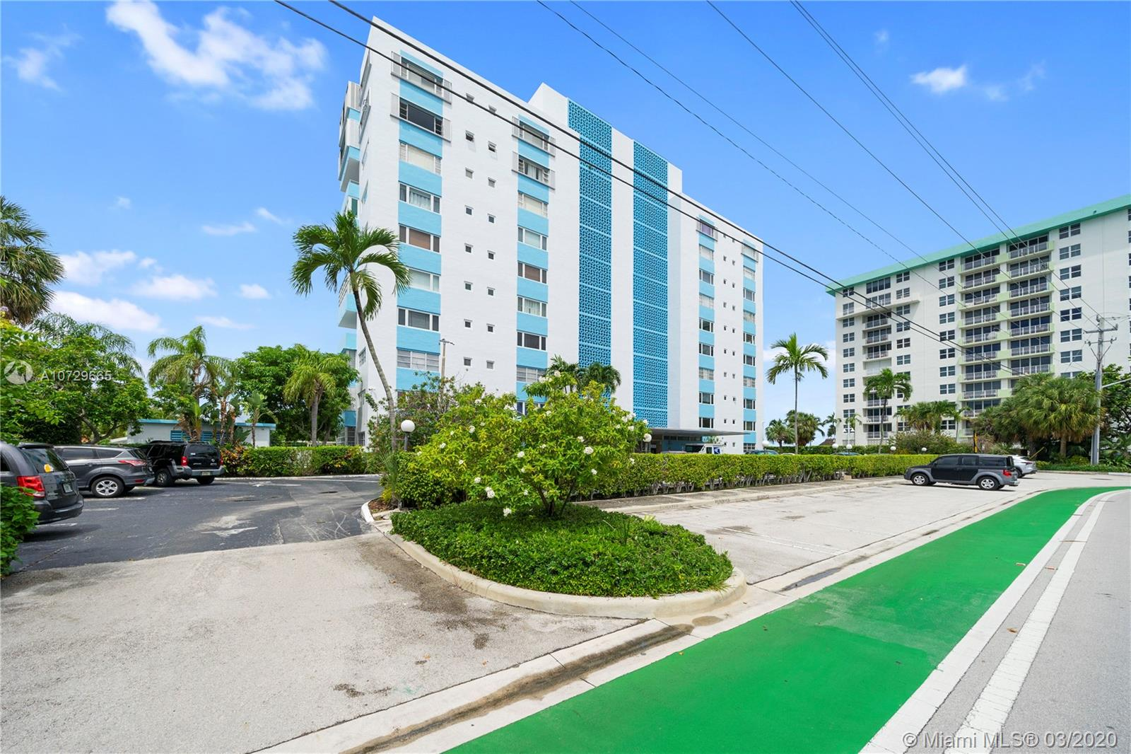 10300 W Bay Harbor Dr #2A For Sale A10729665, FL