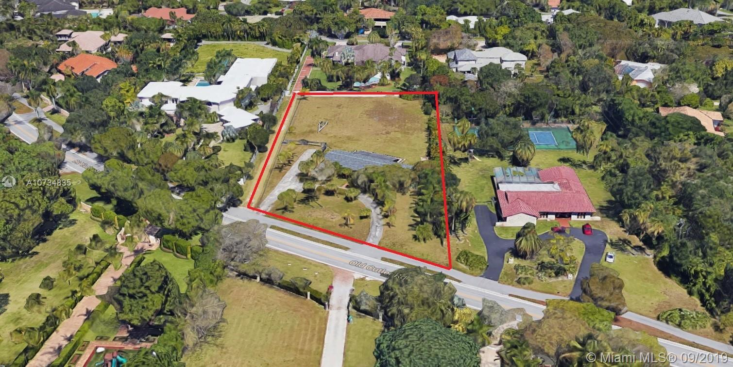 13805  Old Cutler Rd  For Sale A10734835, FL