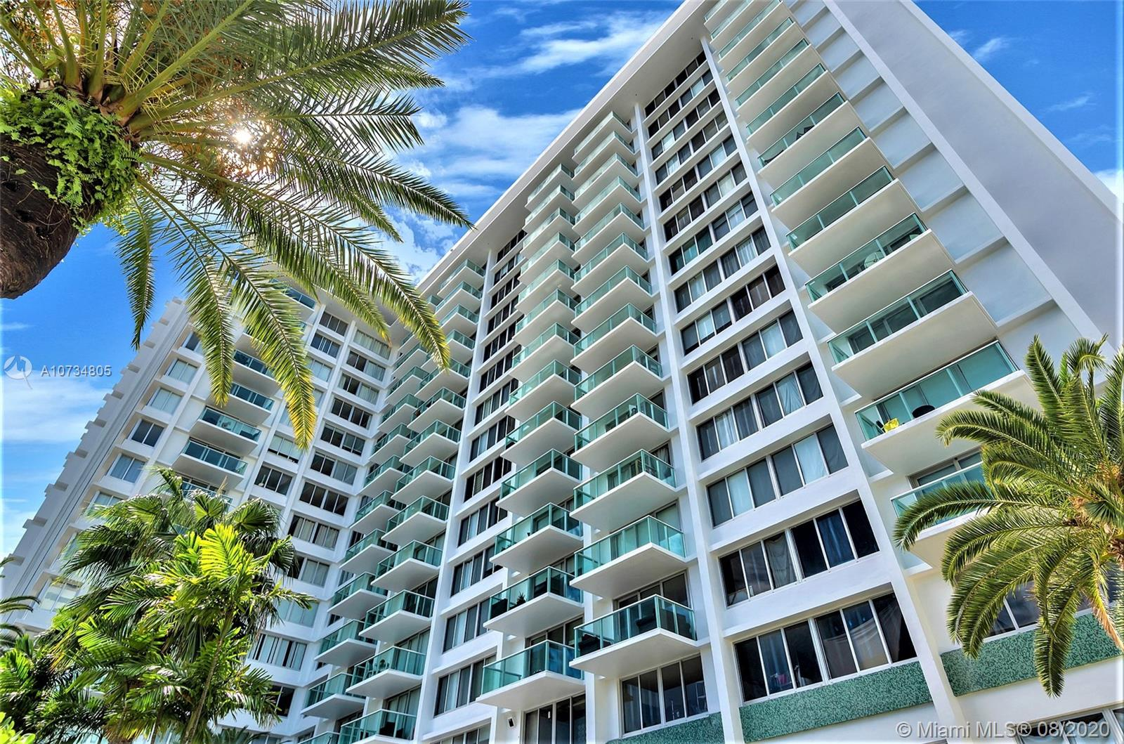 1000  West Ave #808 For Sale A10734805, FL