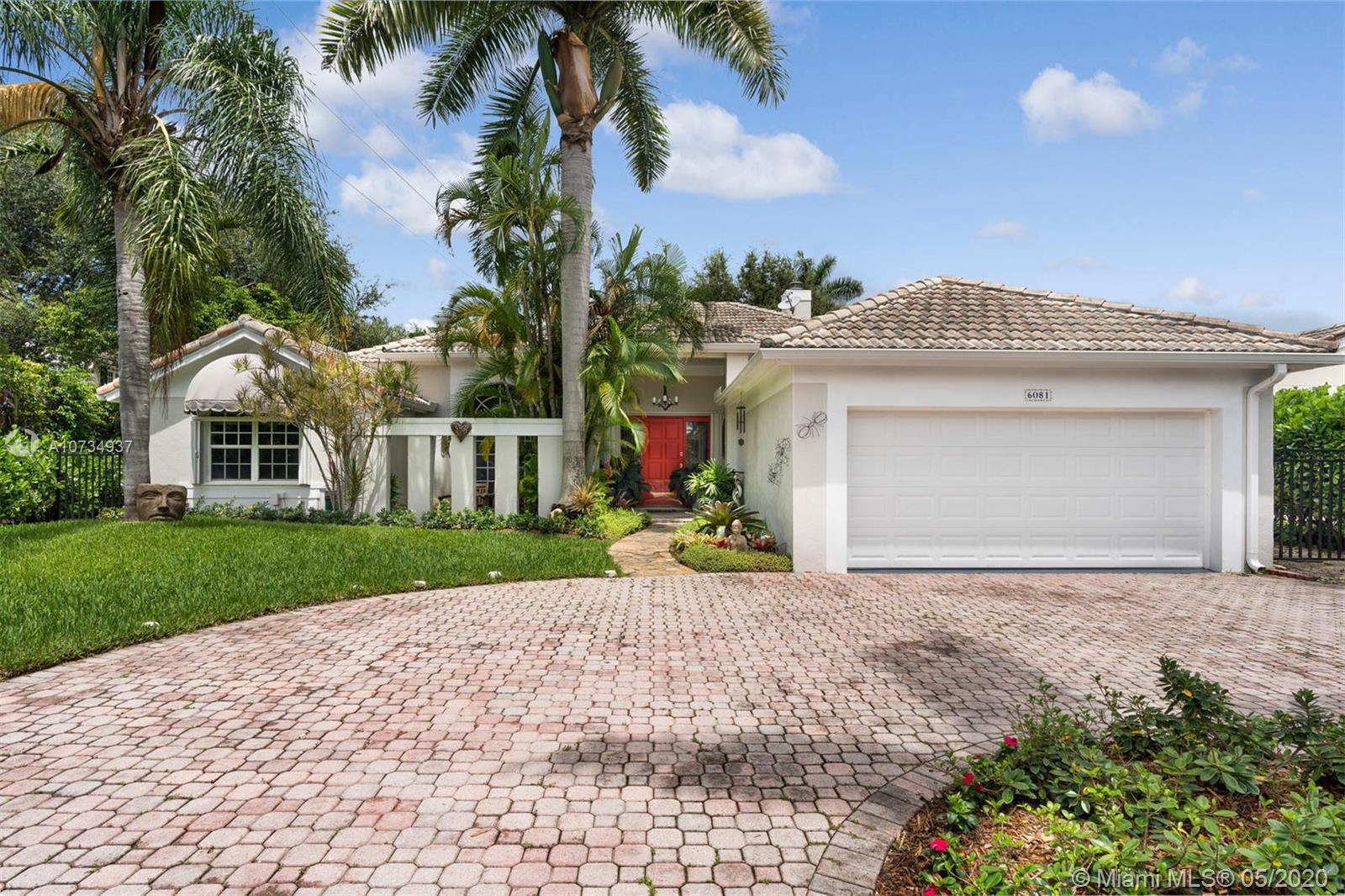 6081 SW 88th St, South Miami, FL 33156