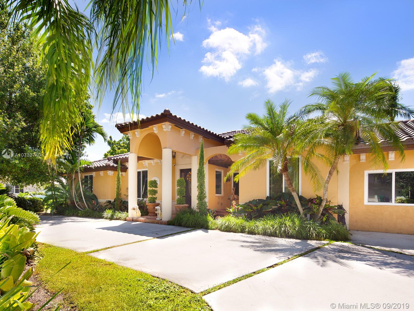 8318 S W 193rd St  For Sale A10733740, FL
