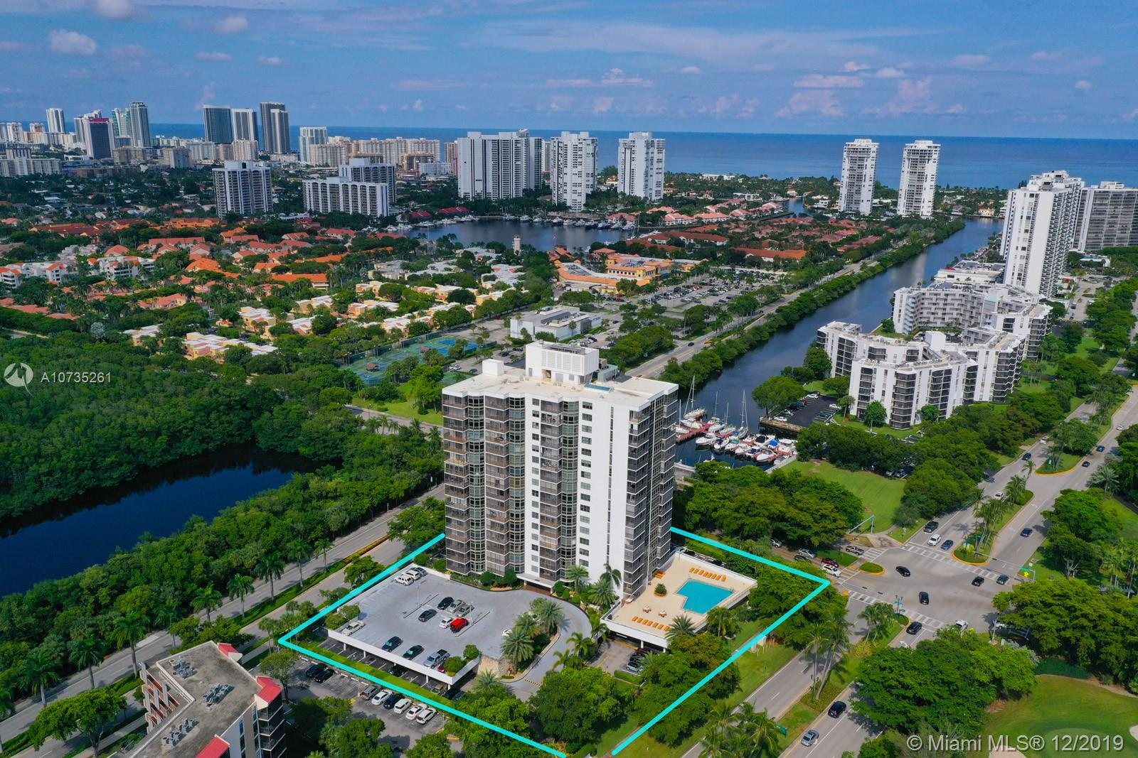 3375 N Country Club Dr #1506 For Sale A10735261, FL